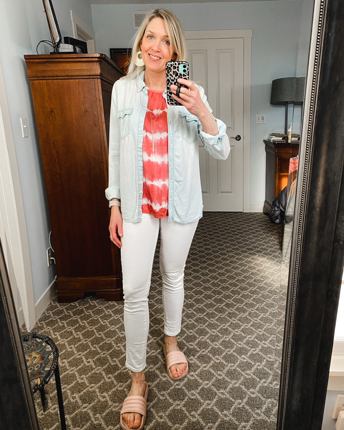 how to dress while working from home