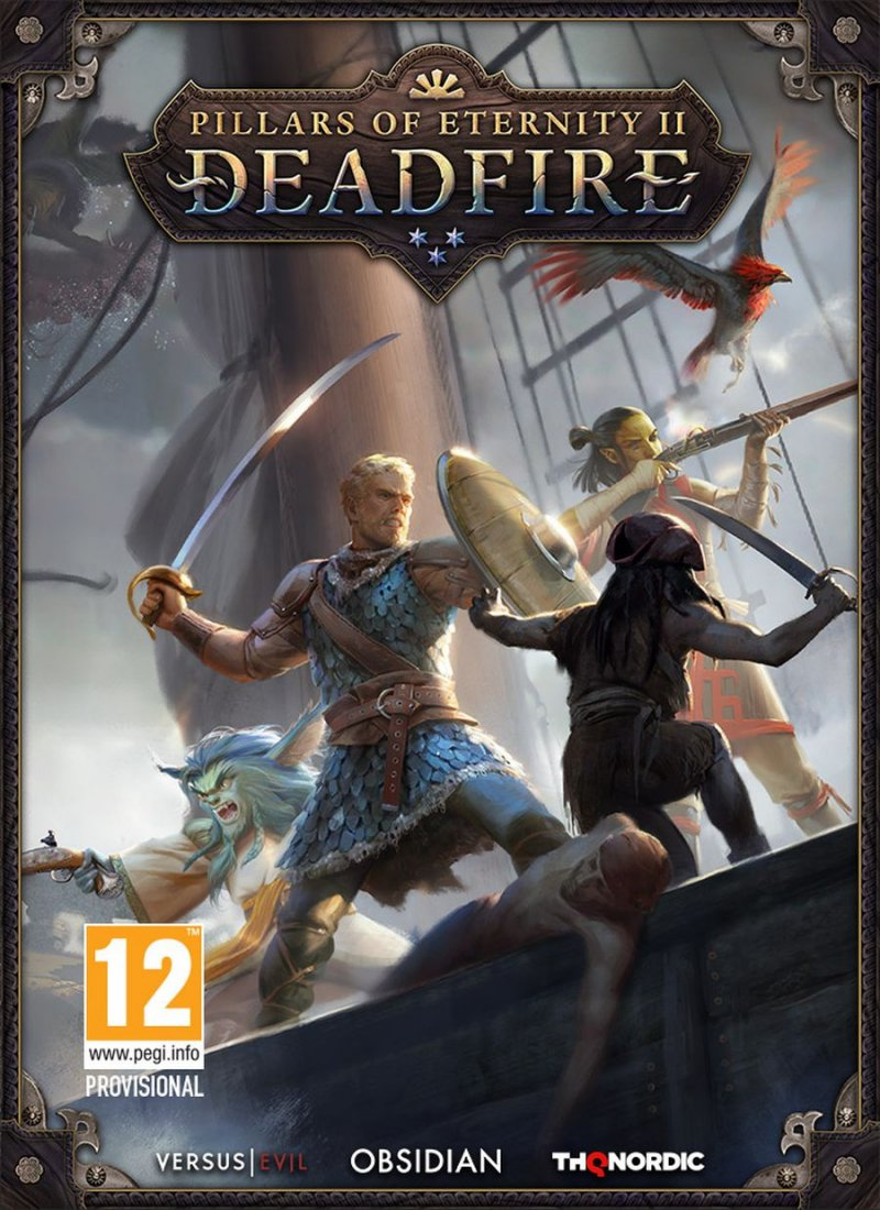 Descargar Pillars Of Eternity 2 Deadfire Beast Of Winter ESPAÑOL