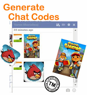 Facebook Chat Code -Generate