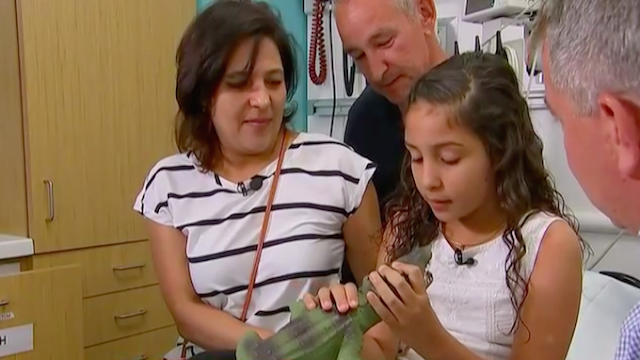This 10-Year-Old Girl Bravely Fought An Enormous Alligator! Find Out What Happened Next!