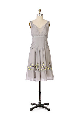 Anthropologie Star Grass Dress by Lithe
