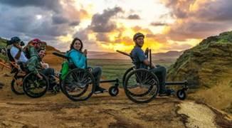 Wheel The World: el proyecto que empodera a las personas con discapacidad a explorar el mundo sin límites