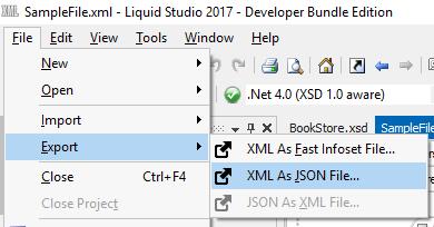 Liquid Technologies Blog - Liquid XML: Convert between XML