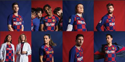 'UZI' MPYA WA NYUMBANI WA FC BARCELONA KWA MSIMU UJAO HUU HAPA