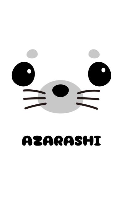 Azarashi up.