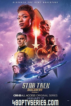 Star Trek Discovery (S02) Season 2 Full English Download 480p 720p HEVC All Episodes