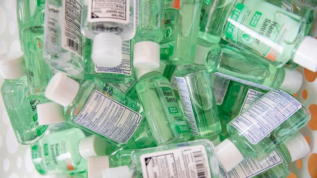 Coronavirus: Louis Vuitton owner to start making hand sanitiser