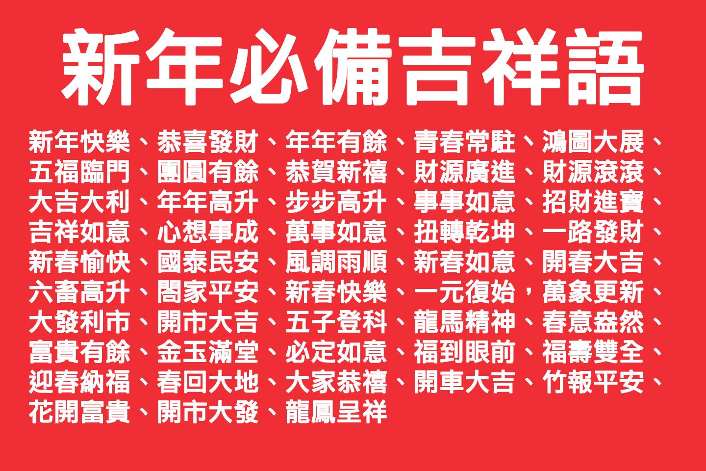 Wong Parco's Blog: 恭喜發財