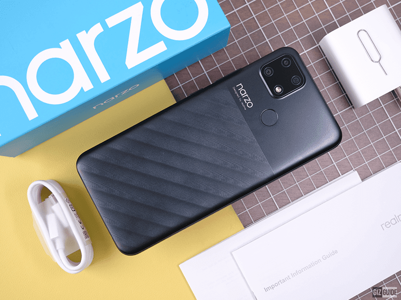 realme narzo 30A Review - Value for money gaming under PHP 6.5K?