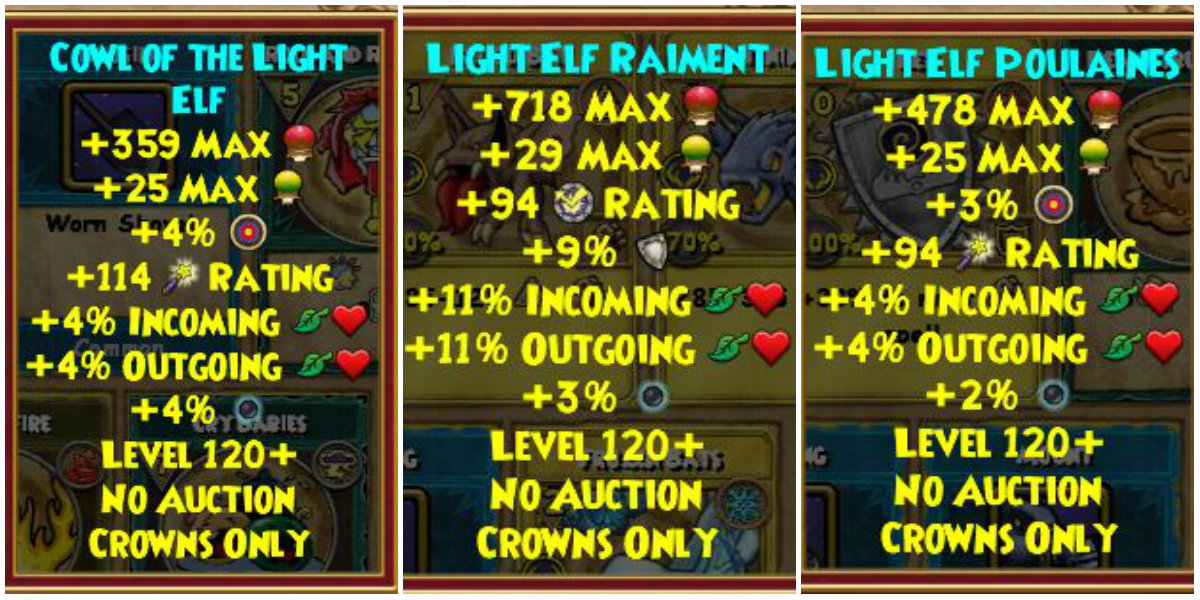 2019 Wizard101 Max Energy Guide - Stars of the Spiral