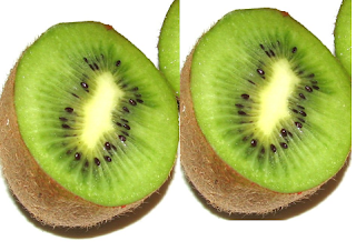 Kiwi Fruit Fights Free Radicals