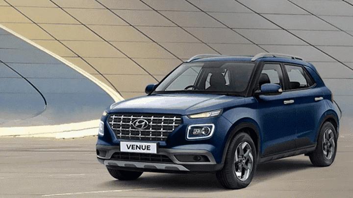 Hyundai Venue phiên bản số sàn không cần đạp côn