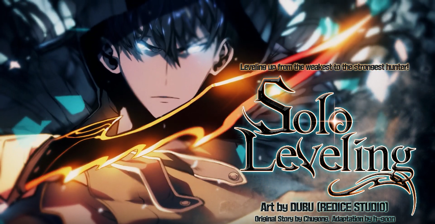 Solo leveling 124