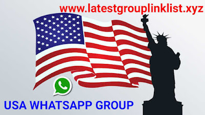 USA WhatsApp Group: Join 100+ USA WhatsApp Group Link
