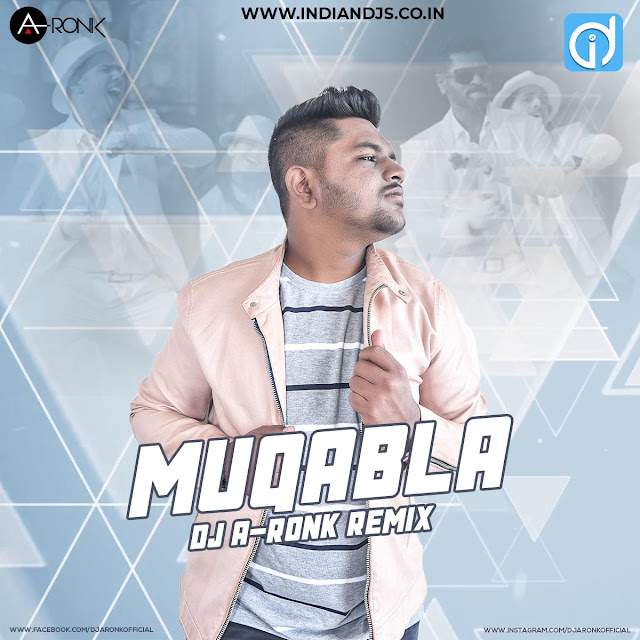Mukkala Muqabla Remix Dj A Ronk Remix Indiandjs, bollywood dj song