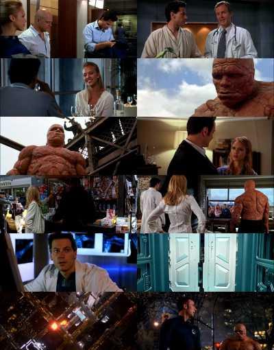 Fantastic Four (2005) Download