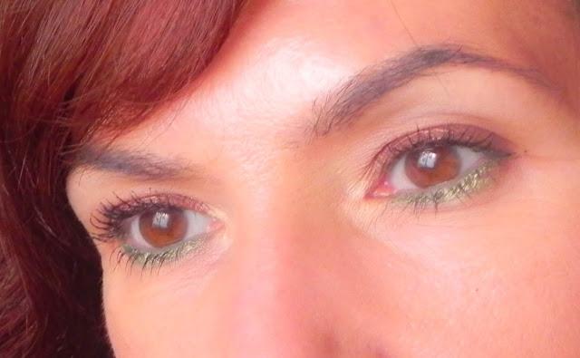 Look maquillaje de ojos