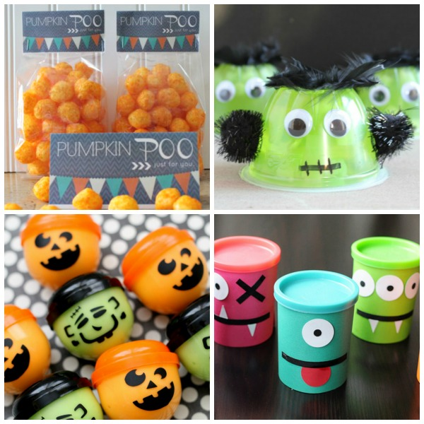 35 non candy halloween treats for kids such creative ideas