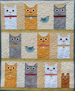 Quilt Inspiration Cute As A Button Buttons And Bees
