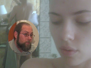 Webcam shower huge tits