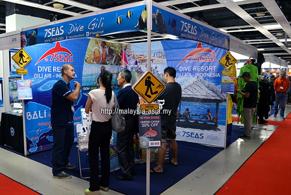 Malaysian Scuba Diving Expo