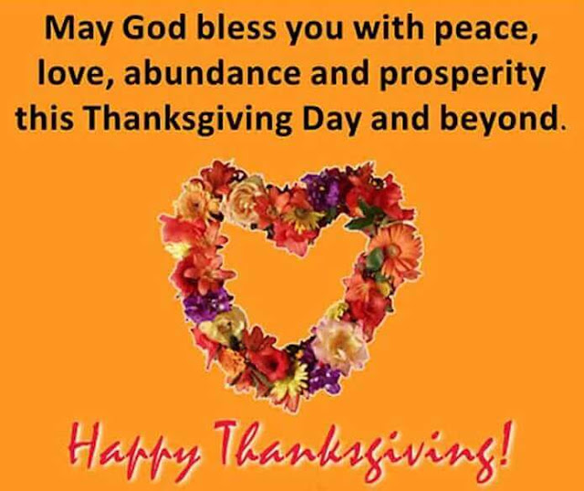 Thanksgiving Quotes God