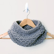 free knitting pattern for cowl