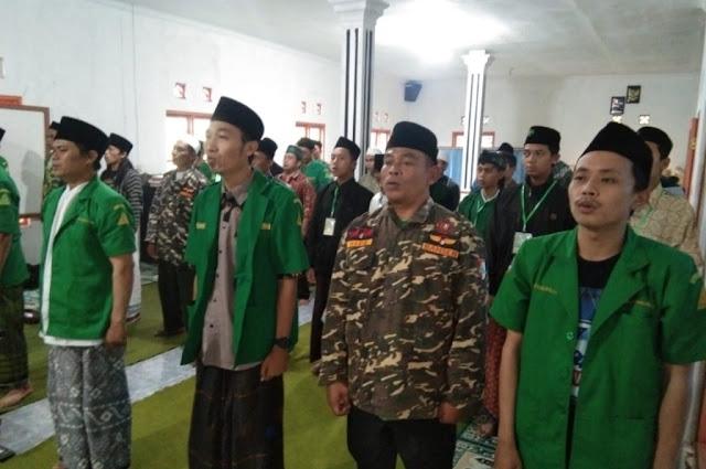 Gelar PKD, Ansor Sindangkerta Harapkan Kader Militan