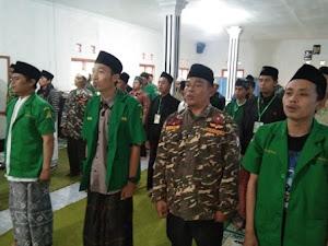 Gelar PKD, Ansor Sindangkerta Berharap Kader Militan