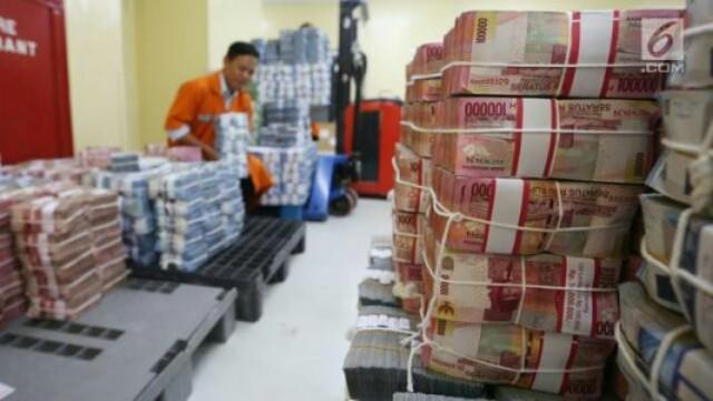 Nyaris Rp 800 Triliun Sudah Dihabiskan untuk Tangani Corona di RI