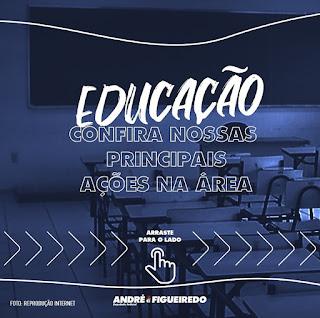 ANDRÉ FIGUEIREDO - LUTAMOS CONTRA AS AÇÕES DO GOVERNO FEDERAL PARA ADIA O FUNDEB PARA 2022