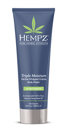 Supre Tan Hempz™ Triple Moisture Herbal Body Wash
