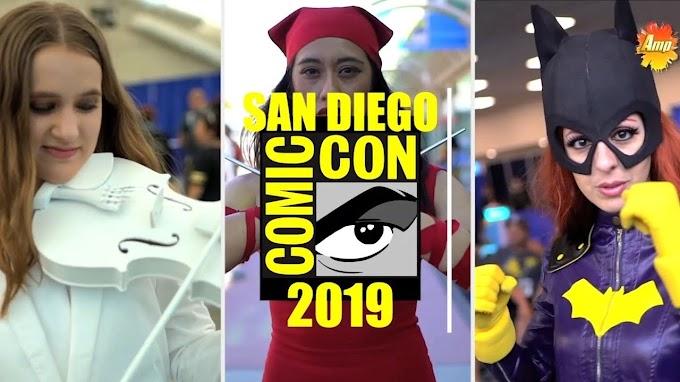 Nuevo video cosplay desde la San Diego Comic Con 2019