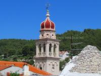 Župna crkva sv. Jerolim, Pučišća, otok Brač slike