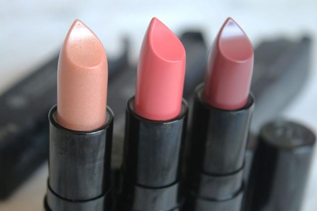 стики помад rouge bunny rouge + пост о косметики