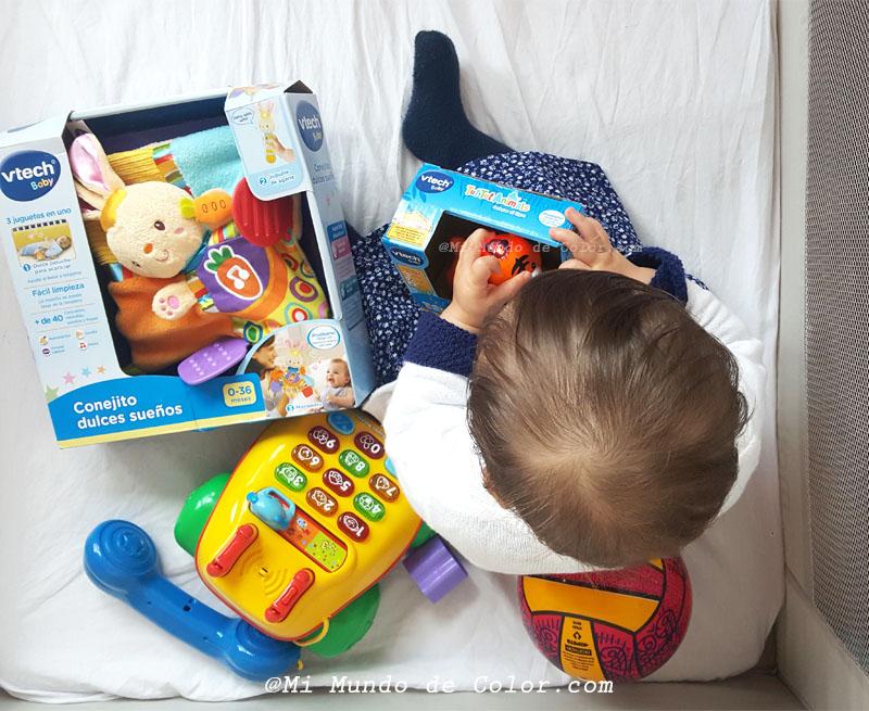 juguetes infantiles vtech | recomendación juguetes blog español de maternidad