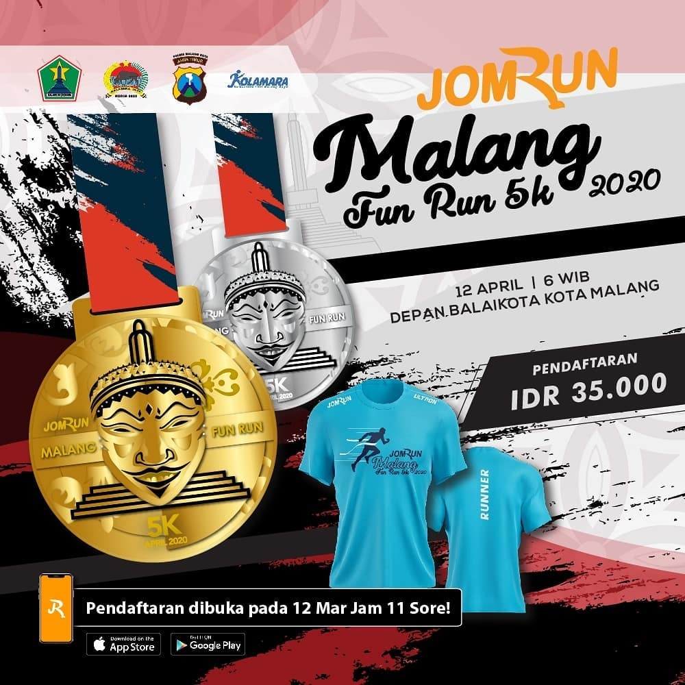 Jomrun Malang Fun Run • 2020