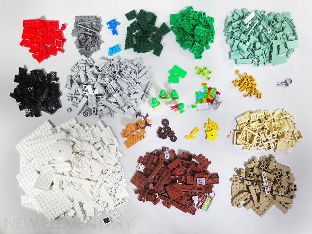 parts-LEGO-Winter-Village-10275-Elf-Club
