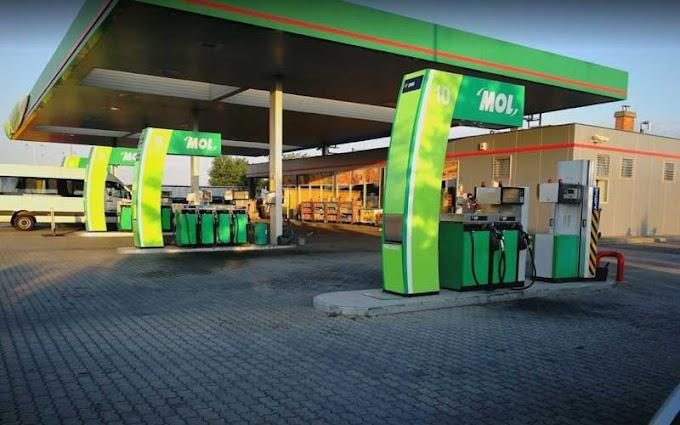 Mol Petrol Kecskemét (Sırbistan Yönü)