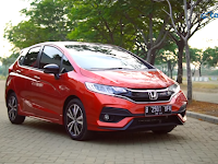 Review Honda Jazz RS 2019  Facelift Bergambar