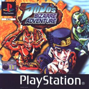 Baixar JoJo's Bizarre Adventure (1998) PS1 Torrent