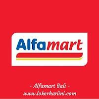 Lowongan Kerja Alfamart Bali Januari 2021