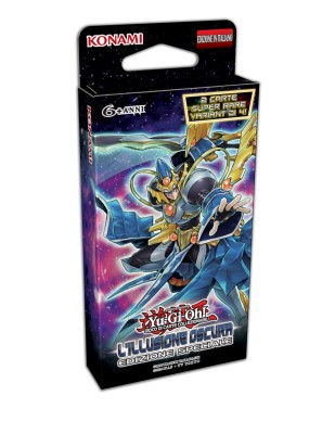 Yu Gi Oh Duel Links: deck leggendari l'illusione oscura edizione speciale