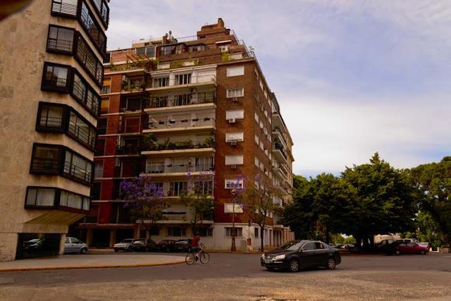 Edificio en esquina