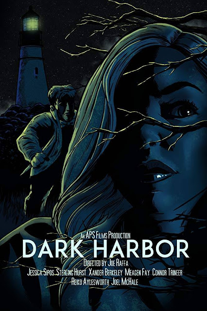 """[Tráiler] """"Dark Harbor"""" (2019): Oscuros secretos del pasado en el nuevo thriller violento de Joe Raffa"""