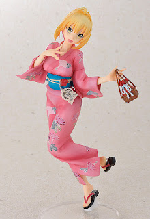 "Saber/Nero Claudius Yukata Ver. 1/8 de ""Fate / Grand Order"" - FREEing"