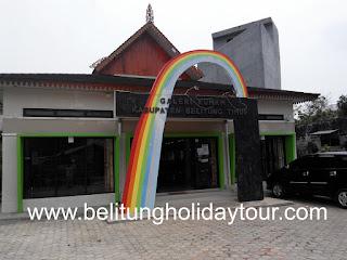 galeri KUMKM Belitung Timur