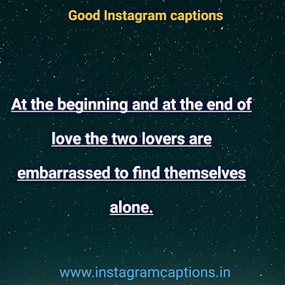 Good Instagram Caption for couple