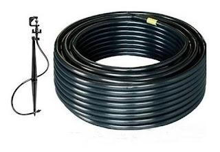 ống PVC hệ thống tưới