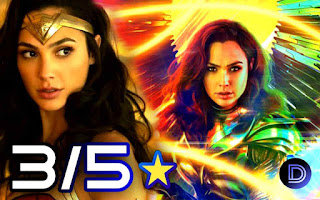 Gal Godot's Wonder Woman 1984 Movie Review And Rating
